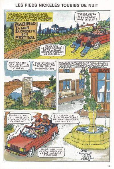 Page 2 Les Pieds Nickelés (3e série) (1946-1988) tome 118 - Les Pieds Nickelés toubibs de nuit