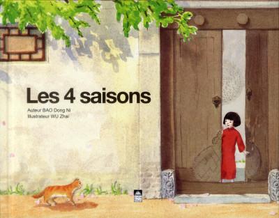 Couverture Les 4 saisons