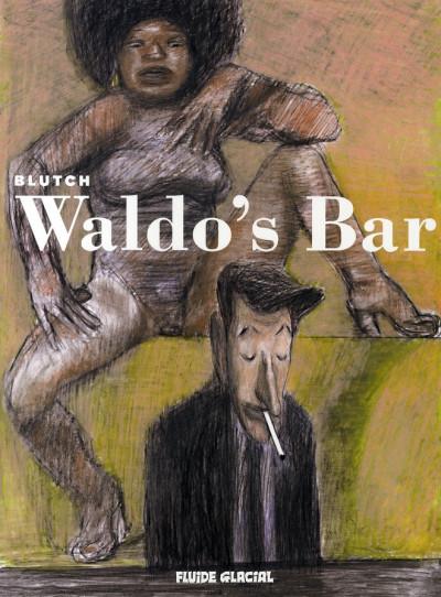 Couverture waldo's bar