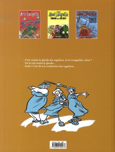 Dos aimé lacapelle tome 4 - bêtes à bon diou