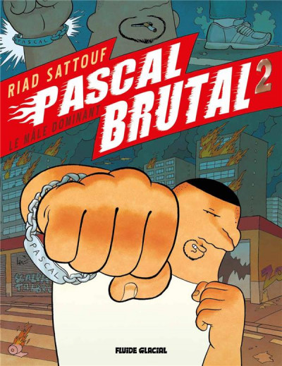 Couverture Pascal brutal tome 2
