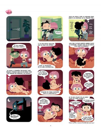 Page 3 péchés mignons tome 2 - chasse à l'homme !