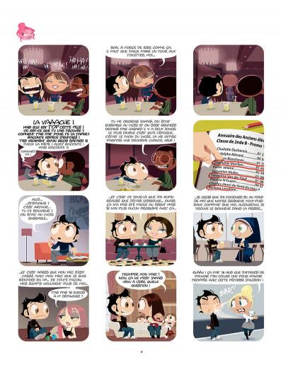 Page 5 péchés mignons tome 2 - chasse à l'homme !