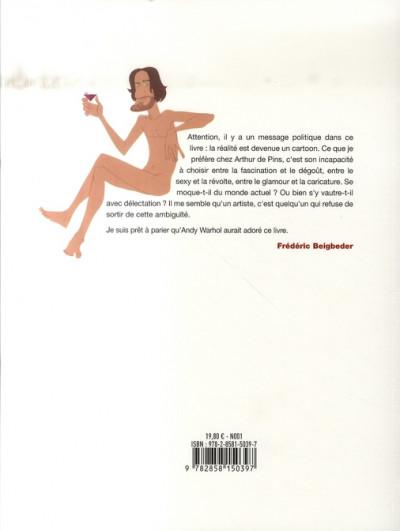 Dos arthur de pins ; art book