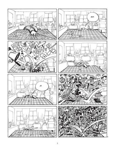 Page 8 edika tome 2 - homo-sapiens connarduss
