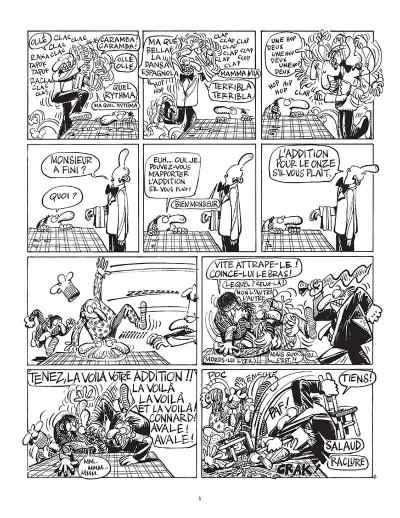 Page 9 edika tome 2 - homo-sapiens connarduss