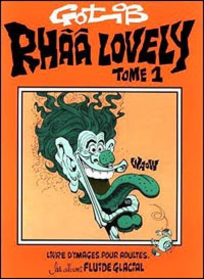 Couverture rhaa lovely tome 1