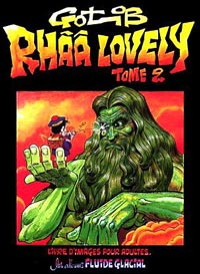Couverture rhaa lovely tome 2