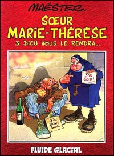 Couverture Soeur Marie-Thérèse tome 2