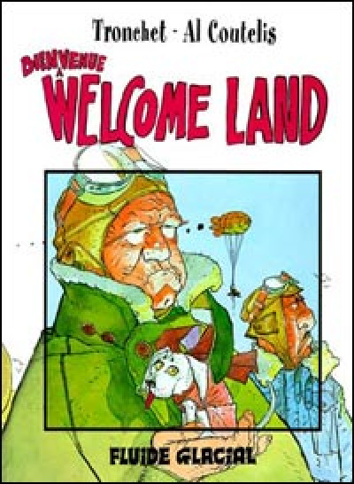 image de welcome land tome 1 - bienvenue à welcome land