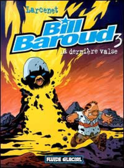 Couverture bill baroud tome 3 - la dernière valse