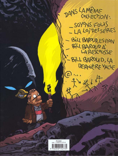 Dos bill baroud tome 3 - la dernière valse