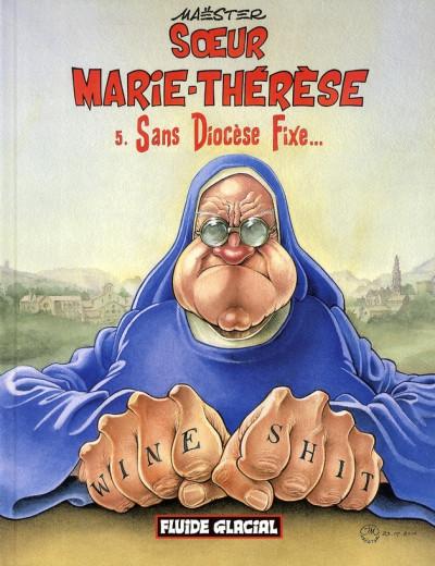 Couverture soeur marie-thérèse tome 5 - sans diocèse fixe