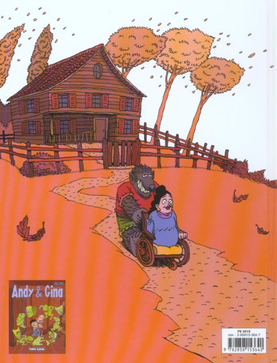 Dos andy et gina tome 2