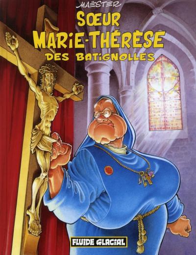Couverture soeur marie-therese tome 1 - soeur marie-thérèse des batignolles