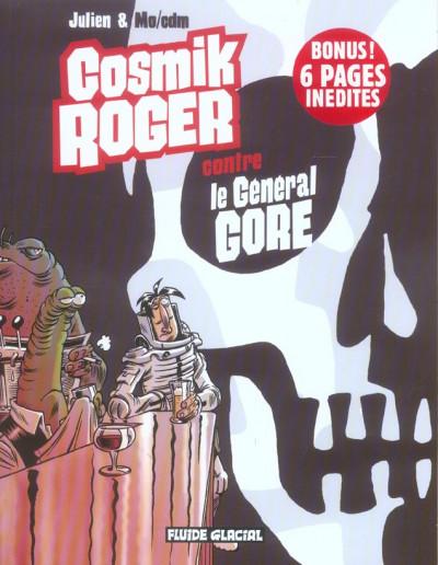 image de cosmik roger tome 3 - cosmik roger contre le général gore