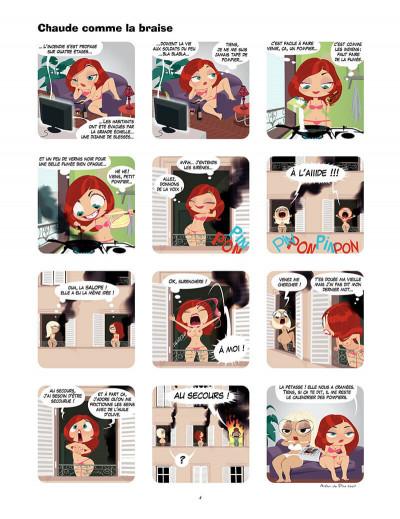 Page 5 péchés mignons tome 3 - garce attack !