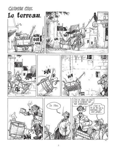 Page 6 carmen cru tome 2 - la dame de fer