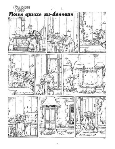 Page 6 carmen cru tome 6 - et autres histoires