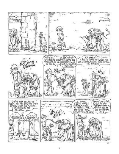 Page 7 carmen cru tome 6 - et autres histoires