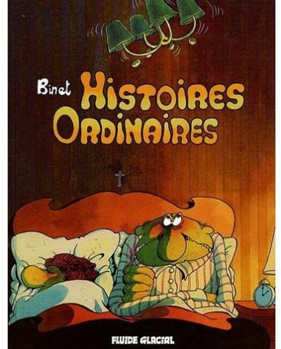 Couverture histoires ordinaires ; (édition 2009)