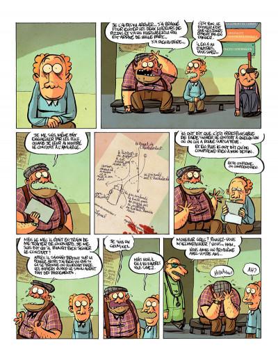 Page 5 hector kanon tome 2 - un scooter dans la mâchoire