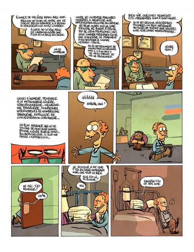 Page 7 hector kanon tome 2 - un scooter dans la mâchoire