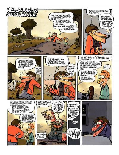 Page 8 hector kanon tome 2 - un scooter dans la mâchoire