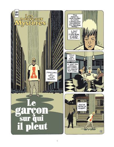 Page 2 Les nouveaux mystères