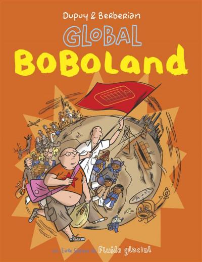 Couverture bienvenue à boboland tome 2 - global boboland