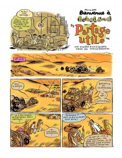 Page 2 bienvenue à boboland tome 2 - global boboland