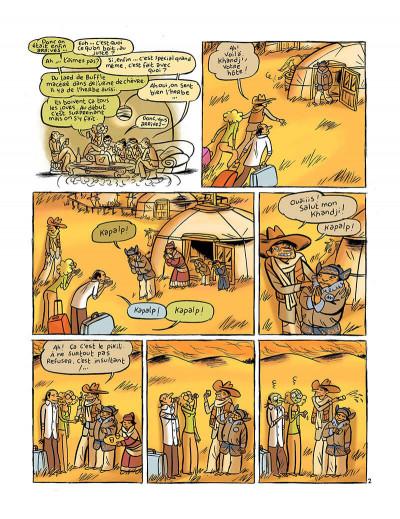 Page 3 bienvenue à boboland tome 2 - global boboland