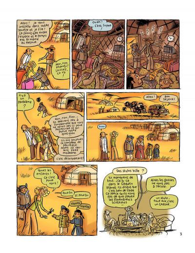 Page 4 bienvenue à boboland tome 2 - global boboland