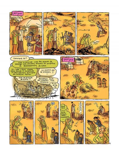Page 5 bienvenue à boboland tome 2 - global boboland
