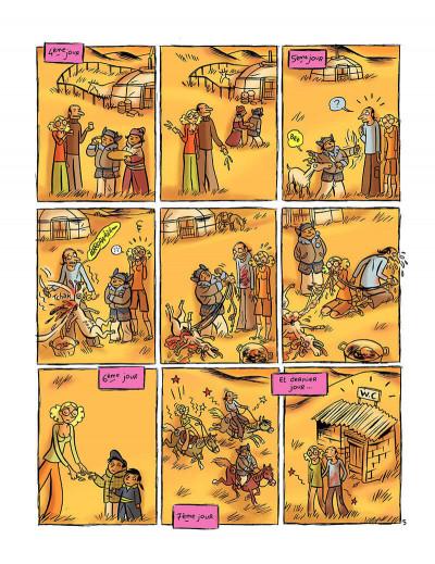Page 6 bienvenue à boboland tome 2 - global boboland