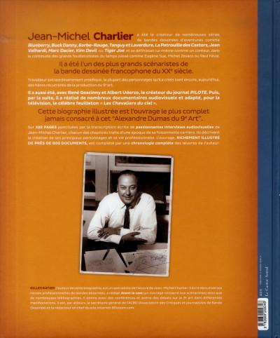 Dos Jean-Michel Charlier vous raconte...