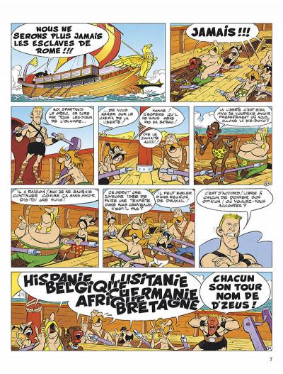 Page 0 astérix tome 30 - la galère d'obélix