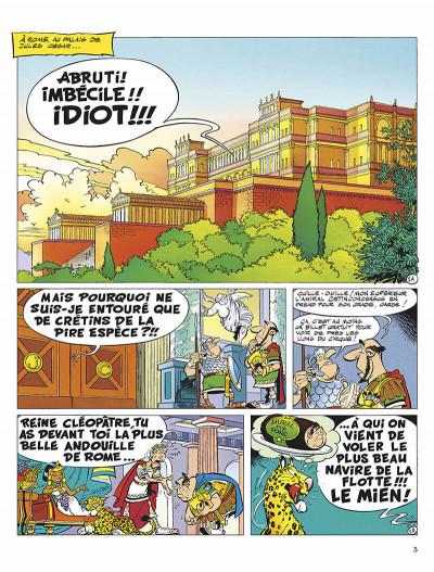Page 8 astérix tome 30 - la galère d'obélix