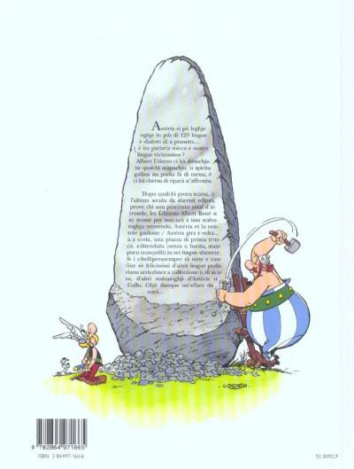 Dos Asterix gira è volta... à a scola