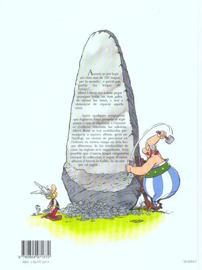 Dos Asterix a l'escòla gallesa