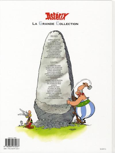 Dos astérix tome 28 grande collection - chez rahazade
