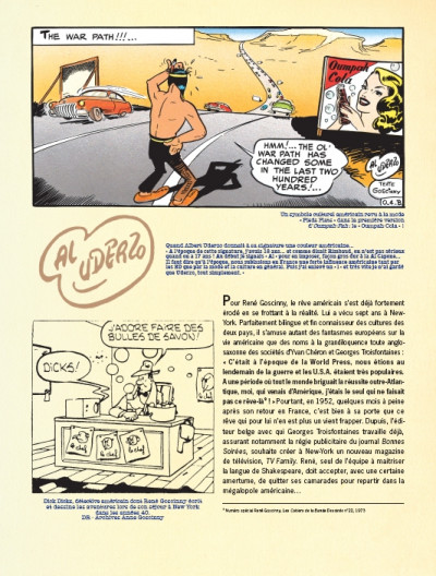 Page 5 les aventures d'oumpah-pah le peau rouge ; intégrale