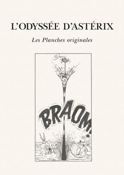 Page 6 Astérix - édition de luxe tome 26 - L'odyssée d'Astérix