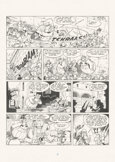 Page 7 Astérix - édition de luxe tome 26 - L'odyssée d'Astérix