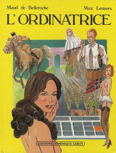 Couverture Ordinatrice (L') - L'ordinatrice (éd. 1985)