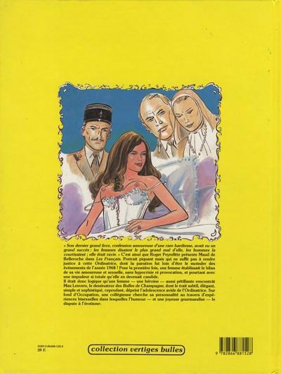 Dos Ordinatrice (L') - L'ordinatrice (éd. 1985)