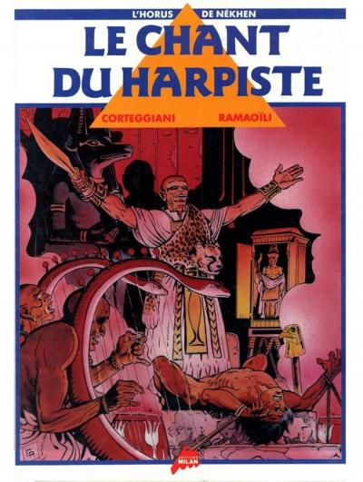 image de L'Horus de Nékhen tome 2 - le chant du harpiste
