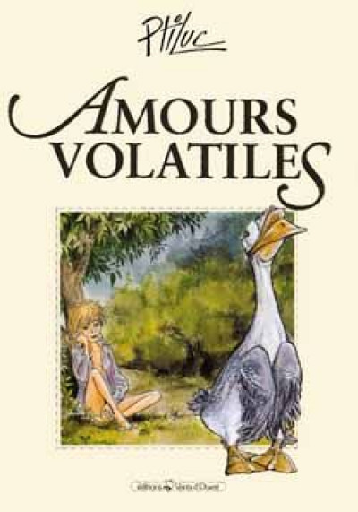 Couverture Amours volatiles