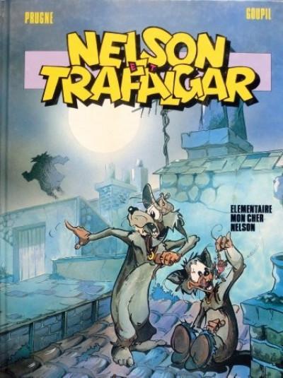 image de Nelson et Trafalgar tome 1 - élémentaire mon cher Nelson