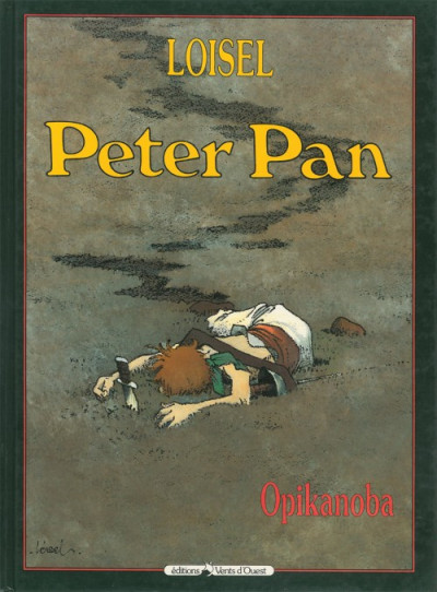 Couverture Peter Pan tome 2